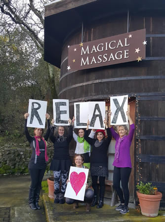 magical massage sonoma therapists